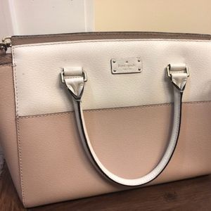 Kate Spade Satchel with attachable strap